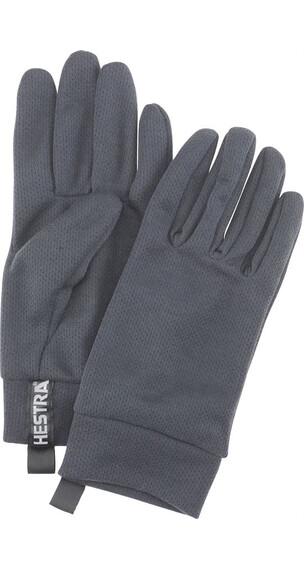 Hestra Polartec Power Dry Dark Grey (390)